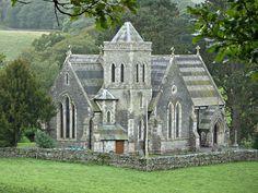 St Peter's Church Sawrey Cumbria by woodytyke, via Flickr