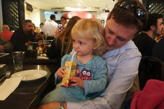 Juliana's Pizza, Brought To You By The Grimaldis: Kid-Friendly Restaurants, DUMBO, New York - Brunch With My Baby