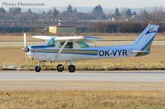 Cessna F-152 - OK-VYR