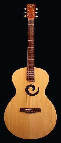 "Christian Druery Guitars ""Koru"" | Reverb"
