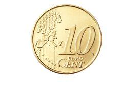 10 Centimos EUROS Moneda Europa EURO