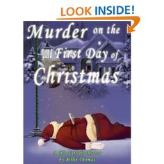 Murder on the First Day of Christmas (Chloe Carstairs Mysteries): Billie Thomas: Amazon.com: Kindle Store