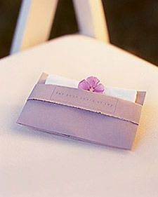 DIY tissue pouch - cute personal touch during the ceremony when everyone cries tears of joy! Cute Wedding Ideas, Diy Wedding, Wedding Inspiration, Wedding Stuff, Wedding Ceremony, Wedding Gifts, Dream Wedding, Wedding Reception Decorations, Wedding Favours