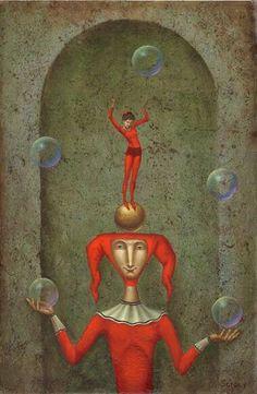 Sergey Ivchenko ~ Abstract Expressionist painter | Tutt'Art@ | Pittura * Scultura * Poesia * Musica |