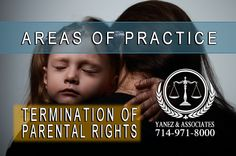 termination of parental rights paperwork