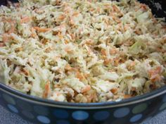 The ONLY coleslaw I make- omit the walnuts, of course.  Jamaican Coleslaw from Food.com:   								A requested Jamaican side dish. From Barbecue from Jamaica by Helen Willinsky
