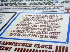 Comedy Carpet, Tower Headland
