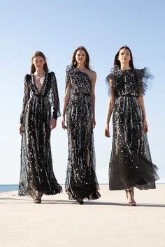 Elie Saab Couture, Couture Mode, Couture Fashion, Latest Fashion Clothes, Fashion News, Fashion Models, Fashion Beauty, Fashion Show, Women's Fashion