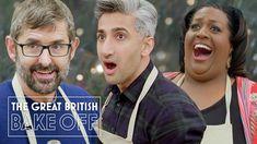 Toilet Cake, Tan France, Uk Tv, Great British Bake Off, Retro Ads, Amazing Cakes, Celebs, Baking, Youtube