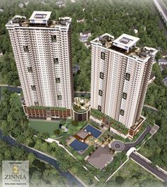 The Residences: The Zinnia Tower Condo For sale in North Edsa, Munoz, Quezon City Ready for Occupancy Date December 2017