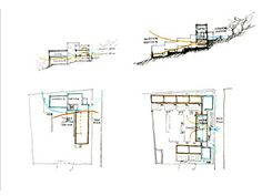 texts by dimitris and suzana antonakakis Texts, Floor Plans, Diagram, Sketches, Architecture, Atelier, Drawings, Arquitetura, Doodles