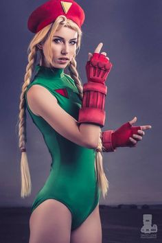 Character: Cammy White / From: Capcom's 'Street Fighter' Video Game Series / Cosplayer: Megan Coffey - starbuxx / Photo: David Love Photography (truefd)