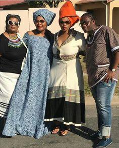 I love the blue. African Bridesmaid Dresses, African Wedding Attire, African Print Dresses, African Attire, African Wear, African Fashion Dresses, African Dress, African Style, South African Traditional Dresses