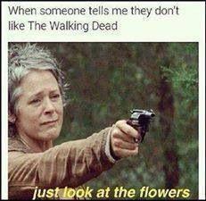 Carol flowers