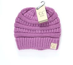 4cdcd642b13 Adorn your favorite kid with the latest must-have fashion! These kids CC  beanies