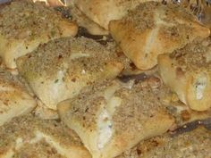 """Crescent Chicken Bundles-----These are easy and delicious!  They make a good """"company supper""""."""