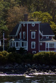 Conanicut Island Light, Rhode Island