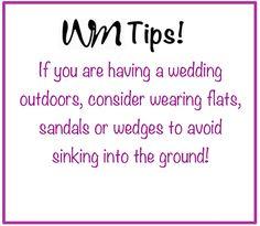 WM tips!