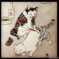 Татуировки Якудза - 14 Августа 2012 - Timekilla - Убийца твоего времени