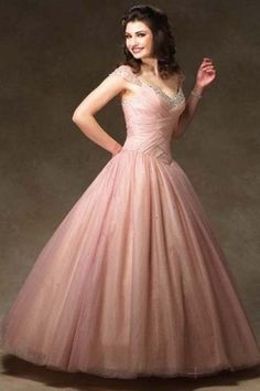 Ball Gown Tulle Off the Shoulder Natural Waist Floor-Length Lace-up Cap sleeve Beading Ruching Criss Cross Prom Dress