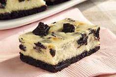 OREO Cheesecake Bars Recipe