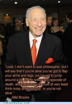 Mel Brooks: Highly awarded for writing and directing movies, writing and directing stage plays, acting on TV, Singing in a music video (he wrote the song for a musical), and for a best spoken comedy album. He is also a World War Two Veteran.