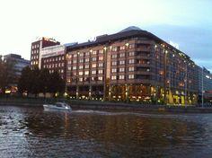Hilton Helsinki Strand Hotel in Helsinki, Etelä-Suomen Lääni Lapland Northern Lights, Swiming Pool, Pilgrimage, Helsinki, Hotels, Building, Travel, Viajes, Buildings