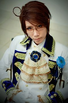Cosplay project Axis Powers Hetalia - Austria ver.7year war by Yukirin-Shita