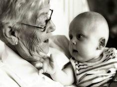 Benefícios da relação entre avós e netos