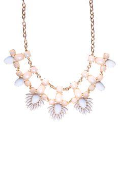 Spike Petal Necklace