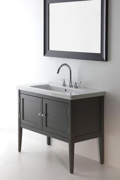 Bathroom Vanity Units, Loft Bathroom, Upstairs Bathrooms, Downstairs Bathroom, Bathroom Layout, Small Bathroom, Large Bathrooms, Master Bathroom, Bathroom Ideas