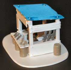 post apocalyptic terrain | Introducing the Necromunda/Post Apocalyptic terrain building project ...