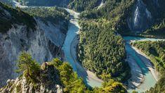 Kulinarische Höhenflüge und sensationelle Landschaften: Der Weg zum «Grand Canyon» der Schweiz ist in jeder Beziehung ein Genuss.