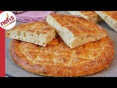 Ramazan Pidesi Tarifi (videolu) – Nefis Yemek Tarifleri Cheesecake Brownies, Turkish Recipes, Iftar, Food And Drink, Bread, Cookies, Youtube, Turkish Language, Bread Baking