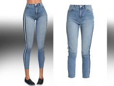 Saliwa's Miss Selfridge Relaxed Fit New Style Jeans