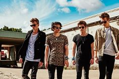 My Gallery: Click image to close this window Will Simpson, Brad Simpson, The Vamps 2016, Artsy Background, Treading Water, Island Records, 1d And 5sos, Make Me Smile, Bae
