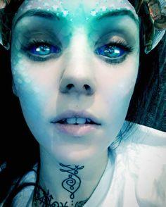 Grace Neutral Grace Neutral, Pixie Ears, Cool Eyes, Amazing Eyes, Body Mods, Beautiful Tattoos, Body Art Tattoos, Tattoo Artists, Marie