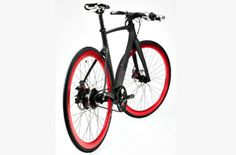 Valour | A Bike That Does Everything but Ride Itself | National | NTL | Product