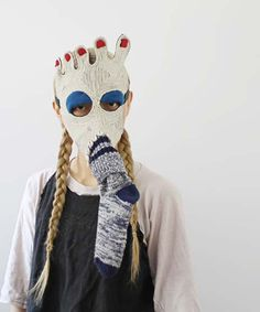 Shin Murayama – Valhalla Masks