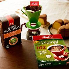 Se o cheirinho de café #passadonahora já é bom, imagine o do café Regiões Brasileiras Cerrado, com aroma que lembram notas de chocolate!
