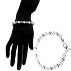 Fashionable Round Beads Style Bracelet Hand Chain Wrist Ornament Jewelry for Female Woman Girl
