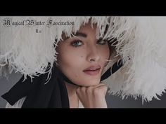 ❄️ MAGICAL WINTER FASCINATION ❄️ LONA♔ - YouTube Fascinator, Winter, Youtube, Musica, Winter Time, Headdress, Youtubers, Youtube Movies