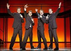Jersey Boys... love this show!
