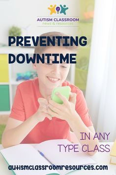Downtime in any classroom is not your friend. Some of it can be avoided to prevent challenging behavior. This episode of the Autism Classroom Resources Podcast has 3 tips to help you keep downtime to a low and your students engaged with less challenging behavior. Click here to get this resource to apply to your classroom, distance learning, autism classroom or special education.