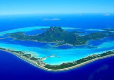 Tahiti #vacation #water #scuba #sun