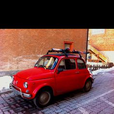 I would like one Fiat 500, Nice, Toys, Car, Products, Activity Toys, Automobile, Clearance Toys, Gaming