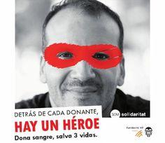 Dona sangre el 21 de noviembre y ve gratis al Valencia - Osasuna