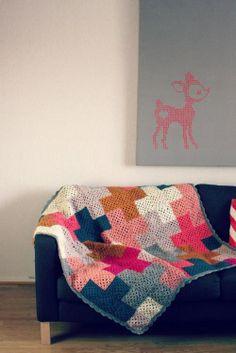 728317189468858425489 granny square blanket. amazing.