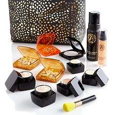 Signature Club A by Adrienne Rapid Transport C Infused Double Take Fab Face Kit with Powder at HSN.com.