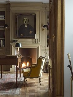 Lefevre's family home by Lefevre Interiors. Photographed by Claude Smekens for the Belgian Magazine Tijdloos.